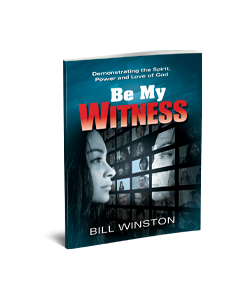 BE MY WITNESS (BOOK)