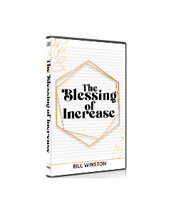 THE BLESSING OF INCREASE