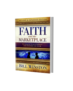 FAITH AND THE MARKETPLACE - EXPANDED EDITION (BOOK)