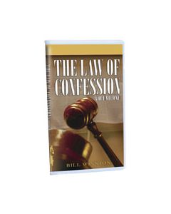 THE LAW OF CONFESSION COMBO (CD)