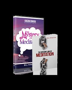 THE MYSTERY OF MEDITATION BUNDLE (CD)