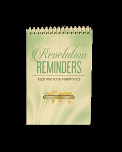 REVELATION REMINDERS (BOOK)