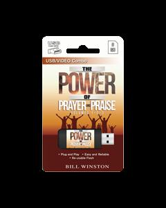 THE POWER OF PRAYER AND PRAISE USB SERIES (USB)